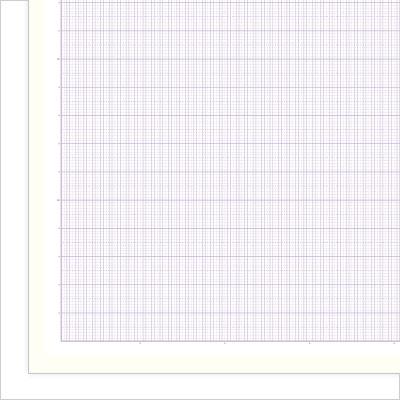ローソク足手書きチャート用紙 ラクロシュ[LaXU]